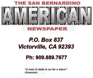 The San Bernardino American Newspaper
